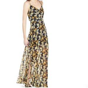 4SI3NNA Maxi Dress